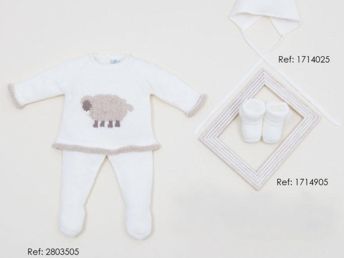 pangasa baby coleccion otoño invierno