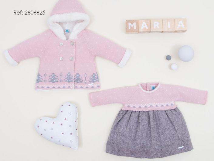 pangasa baby colección otoño invierno 2018/2019