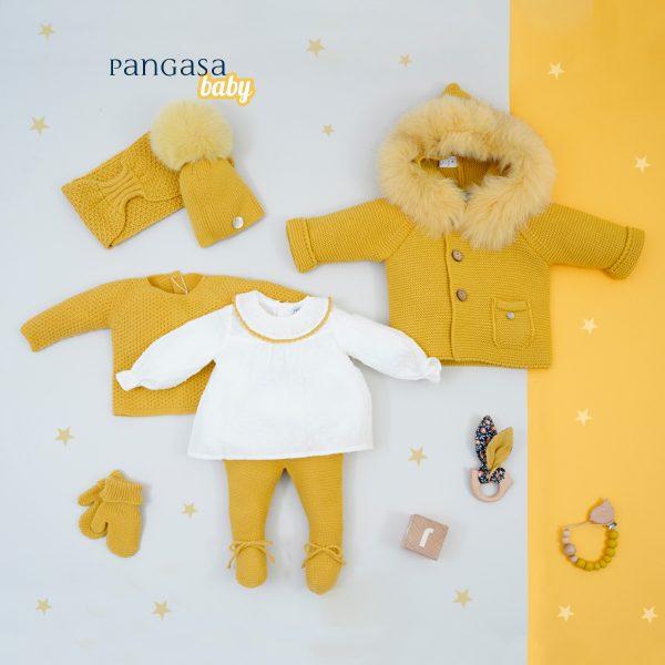 pangasa baby look fox primera puesta