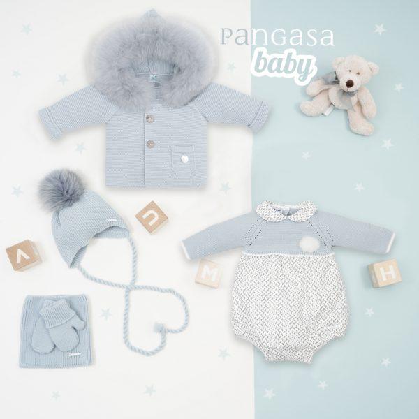 pangasa baby colección invierno little flower