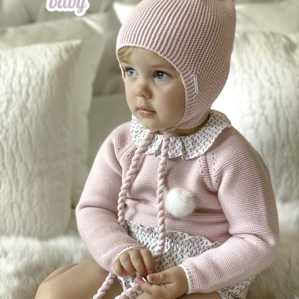 pangasa baby colección otoño invierno little flower baby girl -