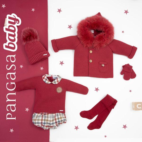 pangasa baby clothes - maroon collection