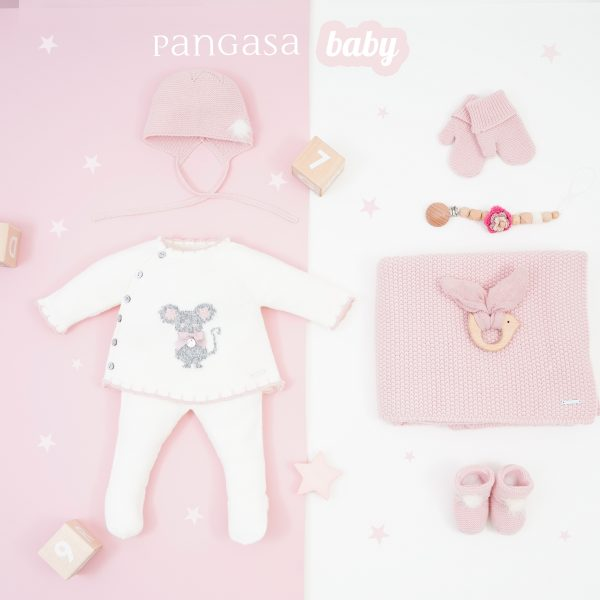 pangasa baby collection winter babyborn little mouse
