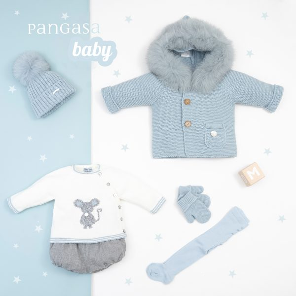 pangasa baby collection - little mouse baby boy clothes