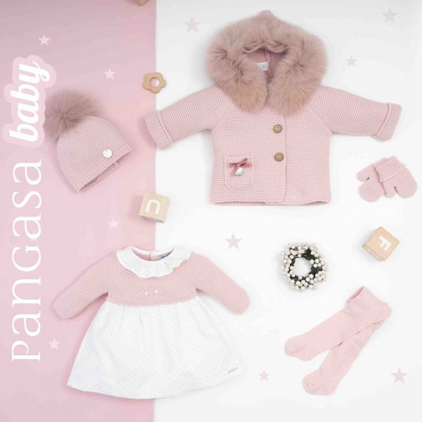 pangasa baby points collection vestido