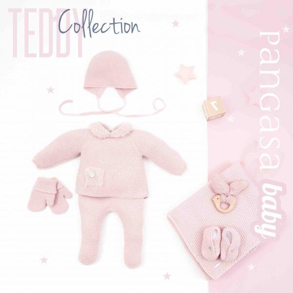 pangasa baby colección teddy otoño invierno 2020